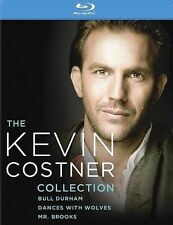 The Kevin Costner Collection (Blu-ray Disc, 2014) New