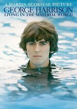 George Harrison: Living in the Material World [2 D (2012, DVD NEUF) WS2 DISC SET