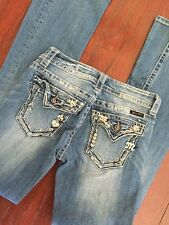 MISS ME Women's Jeans Boot Size 27x34