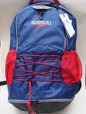 Speedo Triathlete Transition Mochila Bolso para Triatlón tri Ironman húmedo