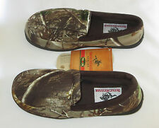 Winchester Mens Slippers Camouflage Realtree AP Camo Size 11 New Closed Back