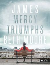 Beth Moore James Mercy Triumphs Christianity Bible Study DVD Set