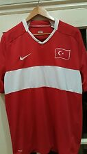 TURKEY  NIKE Euro 2008 Home Shirt (XL)