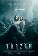 Legend of Tarzan - original DS movie poster - 27x40 D/S FINAL