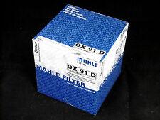Knecht/MAHLE OX 91 D FILTRO OLIO per BMW, Nuovo, Confezione Originale
