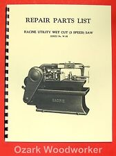 Wet Saw Parts Ebay