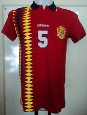 SPAIN ADIDAS ORIGINALS RETRO TEE SHIRT ADULTS SIZE LARGE BRAND NEW WITH TAGS
