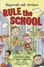 Raymond and Graham Rule the School-ExLibrary