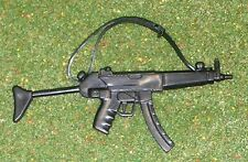 VINTAGE ACTION MAN 40th LOOSE ACTION SOLDIER SAS HECKLER & KOCH SUB-MACHINE GUN