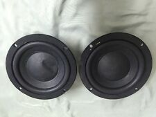 Pair Vintage Altec Lansing Midrange Speakers (Free Shipping)