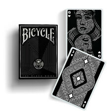 Bicycle Black Book Manifesto Playing Cards New Deck