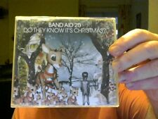 BAND AID 20 DO THEY KNOW ITS CHRISTMAS CD SINGLE GREAT XMAS GIFT! FREE UK POST