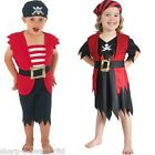 Boys Girls Kids Child's Pirate Book Day Dress Up Fancy Dress Costume Outfit 3 yr