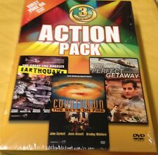 3 Movie Action Pack (DVD, 2006, 3 Disc-set)