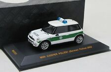 MINI COOPER (2002) polizia Germania/IXO 1:43