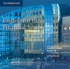 English for the Financial Sector Audio CD, MacKenzie, Ian