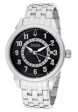 Bulova 63B014 Accutron Gemini Men's ETA 2893-2 Automatic Watch
