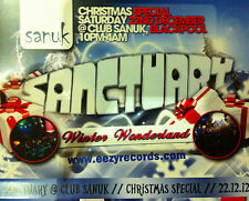 Sanctuary Christmas Special 2012 4 x CD pack, bouncy scouse house donk italian