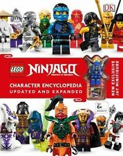 NEW - LEGO NINJAGO Character Encyclopedia, Updated Edition by DK