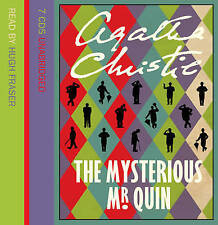 The Mysterious Mr Quin by Agatha Christie (CD-Audio, 2006)