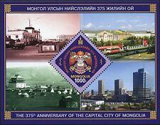 Mongolei Mongolia 2014 375 Jahre Hauptstadt Ulan-Bator Ulaanbaatar Architektur