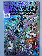 WildC.A.T.s: Covert Action Teams #2 Silver Prism variant Jim Lee NM