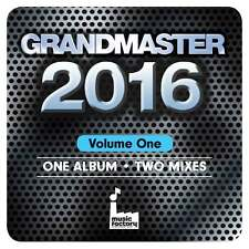 Mastermix Grandmaster 2016 Part 1 & DJ SET 31 Chart Music Megamix CD Set