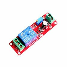 DC 12V Delay Relay Shield NE555 Timer Switch Module 0 to 10 Second Adjustable