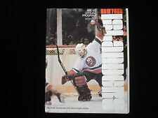 1982-83 New York Islanders Official Program EX