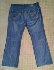 ROCK & REPUBLIC Mens Jeans FLOYD Button Fly Classic Rise Size 38