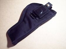 """LEFT Hand Draw Belt Holster HERITAGE .22 cal. revolver with a 4.75"""" barrel ..USA"""