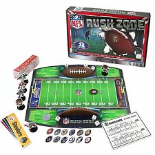 NFL Rush Zone Game Customize 3-D Board,Wide Selections Easy To Learn Fun n Play
