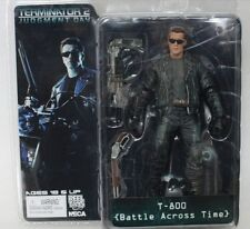 NECA Terminator 2 Judgment Day T-800 Battle across time action figure 7""