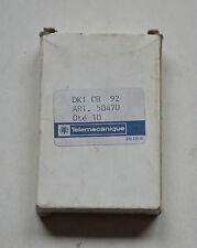 Telemecanique DK1 CB92 / DK1CB92 / Dividir Unidades / 10 Pieza! Como nuevo