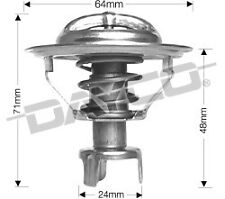 DAYCO THERMOSTAT FOR NISSAN SKYLINE R31 RB30 HR31 RB20 VL COMMODORE RB30