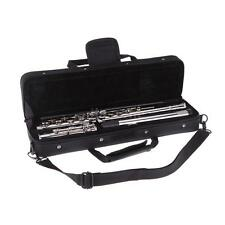 Hot flute 16 hole closed C key Professional Advance Model Silver Plated US