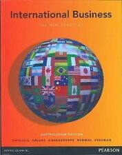 International Business: The New Realities by Susan Freeman, Hussain G. Rammal, S