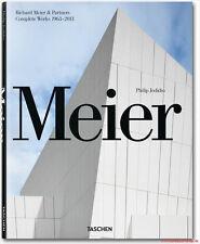 Fachbuch Richard Meier & Partners, Gesamtwerk mit vielen Bildern der Architektur