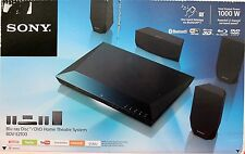 Sony BDV-E2100 1,000W 5.1-channel 3D Blu-ray Disc Home Theater System NEW