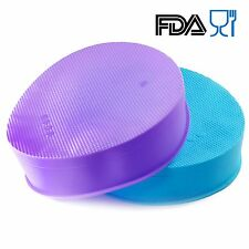 Round Cake Pizza Baking Mold Silicone Bakeware Cake Pan Mould 26cm SCM03-07