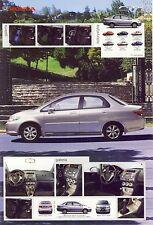 Honda City 2008 catalogue brochure polonais Poland rare