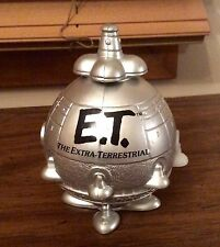 "Universal Studios - ET space ship with ""view finder"" - plastic"