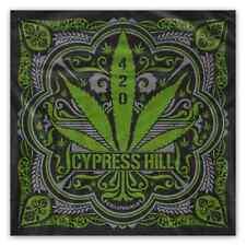 CYPRESS HILL 420 Logo Bandana Handkerchief  **NEW concert tour