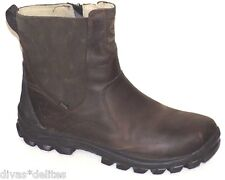 Timberland Men's Chillberg Mid-Zip  Waterproof Snow Boot  Color: Brown  Size: 13