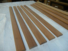 hardwood threshold timber Sapele  85cm x 50mm x 15mm (R2) slats moulding