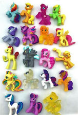 Lot 19pcs MY LITTLE PONY Blind Bag Friendship is magic G1 Figure Girl Baby Toy