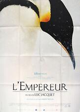 Affiche Pliée 120x160cm LA MARCHE DE L'EMPEREUR 2 (2017)  Documentaire NEUVE