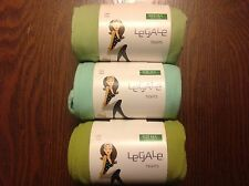 Legale Women's 3-Pack Tights (Beach Glass, Oasis, Margarita Sz M/L) 135-180 lbs