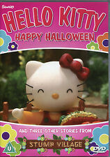 HELLO KITTY DVD (KIDS) HAPPY HALLOWEEN & THREE OTHER STORIES FROM STUMP VILLAGE