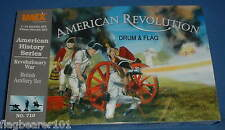IMEX 710. AMERICAN REVOLUTION BRITISH ARTILLERY 1/32 SCALE WAR OF INDEPENDENCE